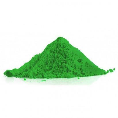 Holi farebný prášok zelený 70g