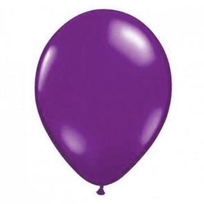 100ks - Latexový balón – fialový