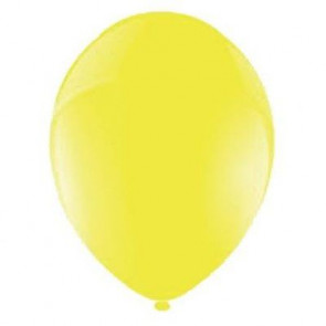 100ks - Latexový balón - Zlatý