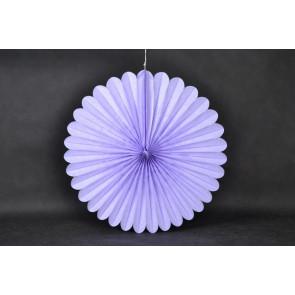 Papierová Rozeta 50cm fialová