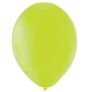 100ks - Latexový balón - Pistaciový