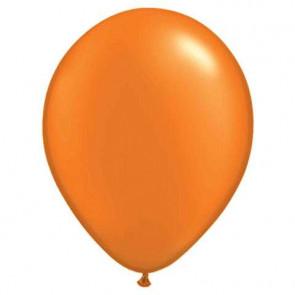 100ks - Latexový balón - Oranžový