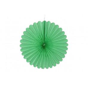 Papierová Rozeta 50cm zelená